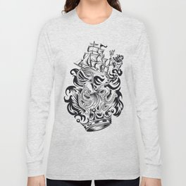 ONE INK OCTOPUS Long Sleeve T-shirt