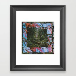 F_RSTRR Framed Art Print