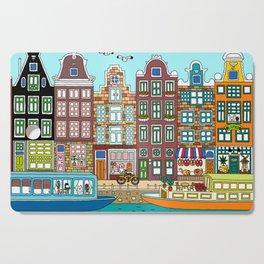 Amsterdam Cutting Board