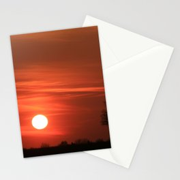 Good Morning 7.01am Stationery Cards