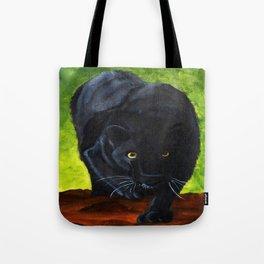 Black Panter Collection Tote Bag