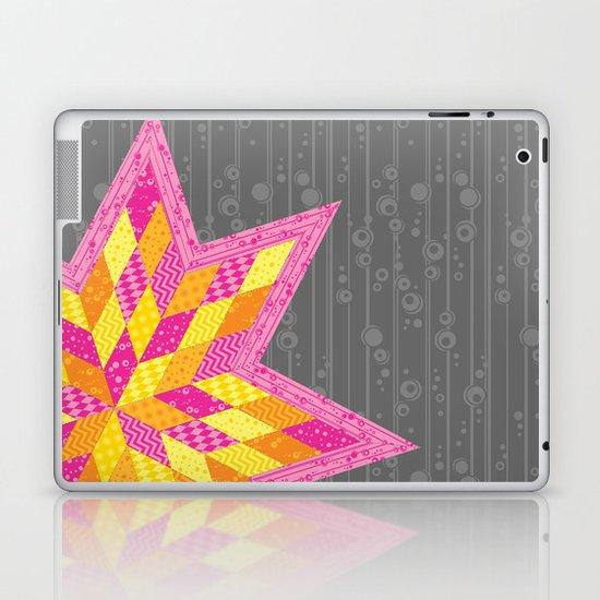 Morgan's Star Laptop & iPad Skin