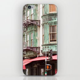 Cafe Zoetrope iPhone Skin