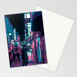Tokyo Vending Machines 3029 Stationery Cards