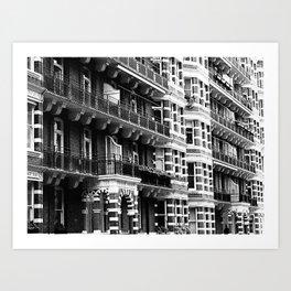 London 4 Art Print