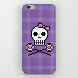 Skull Series SWEET TOOTH SKULL iPhone Skin