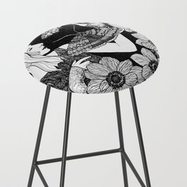 Daydreamer (Aurora Aksnes) Bar Stool