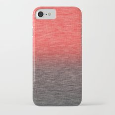 Coral Ombre Slim Case iPhone 7
