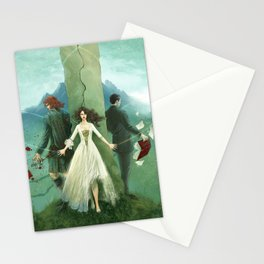 Both Sides Now Stationery Cards