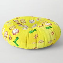 Dim Sum Floor Pillow