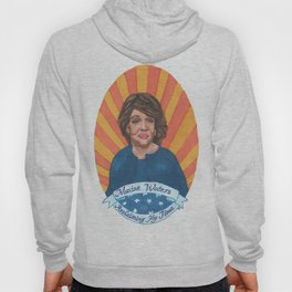 Women Who March: Maxine Waters Hoody