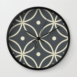Quantum Lab Wall Clock