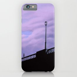 Tall Against the Wind iPhone Case