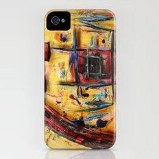 Acryl-Abstrakt 32 Slim Case iPhone (4, 4s)