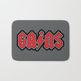 Hard Rock Gains Bath Mat