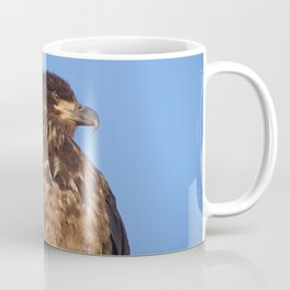 Golden Eagle on the Kenai Coffee Mug