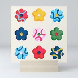 Sakuras Mini Art Print