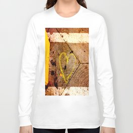 Street Heart Long Sleeve T-shirt