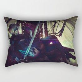 Nier Automata Rectangular Pillow
