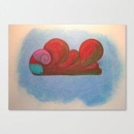 cloud-sheep Canvas Print