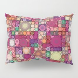 Bubble Quilt Pillow Sham