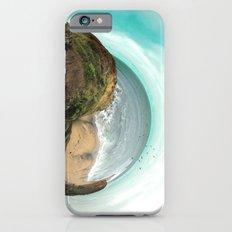 Bells Beach tiny world iPhone 6s Slim Case