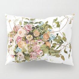 Trailing Jade Bouquet Pillow Sham