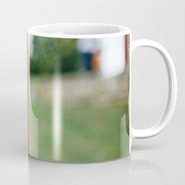 Curious Chicken Coffee Mug