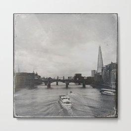 London #6 Metal Print