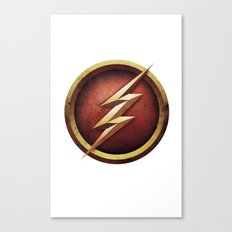 Flash Canvas Print