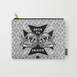 """""""Back To Basics"""" Carry-All Pouch"""