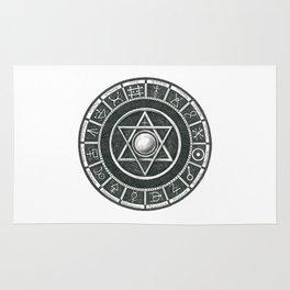 Alchemist's Seal Rug