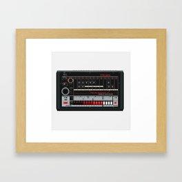 808_EMPIRE RED EDITION Framed Art Print