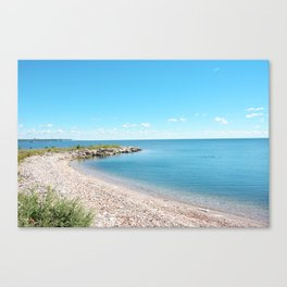AFE Tommy Thompson Park 2, Beach Photography Canvas Print