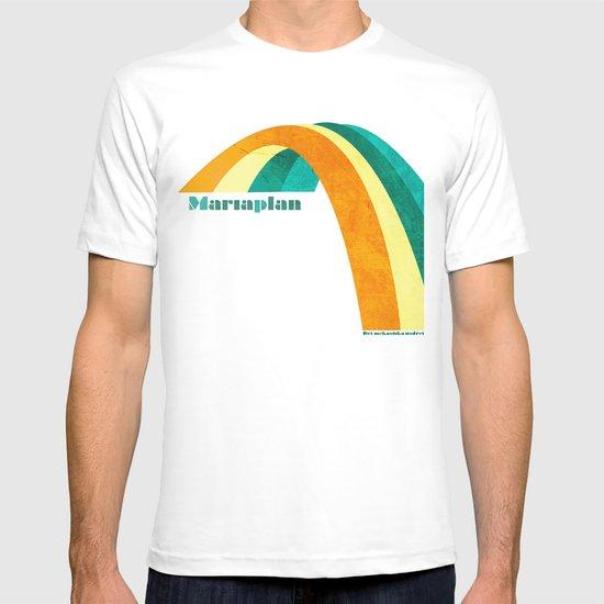 Mariaplan original artwork by Det mekaniska undret T-shirt