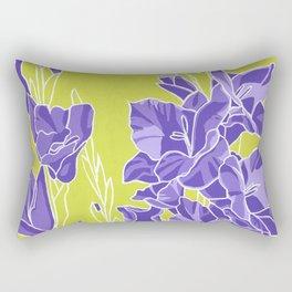 Gladiolas Rectangular Pillow