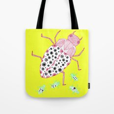 Roaches on a Sunny Day Tote Bag