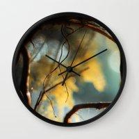 zen Wall Clocks featuring Zen by João Pedro de Almeida