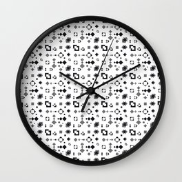 Decomposition in black Wall Clock