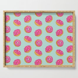 Doughnuts Serving Tray