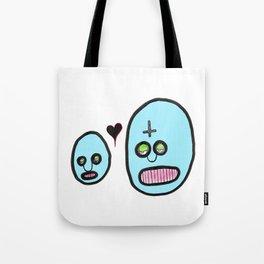Love is we. Tote Bag