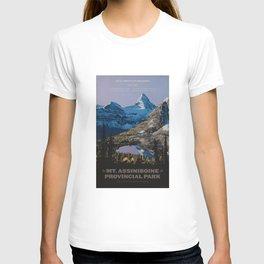 Mt. Assiniboine Provincial Park T-shirt