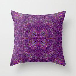 Colorandblack serie 177 Throw Pillow