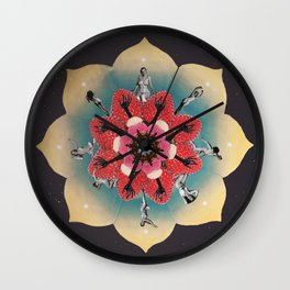 When things come to full circle Wall Clock