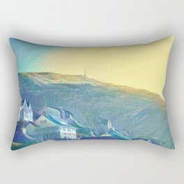 Spring sun Rectangular Pillow