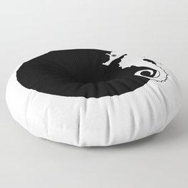 Seahorse Floor Pillow