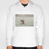 sparkles Hoodies featuring among sparkles by Bonnie Jakobsen-Martin