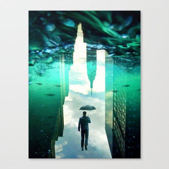 Vivid Dream Canvas Print
