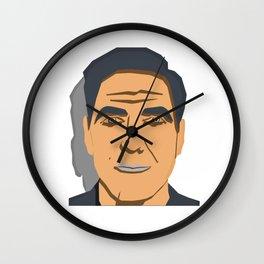 George Clooney Wall Clock