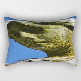 The Goddess' Face Rectangular Pillow
